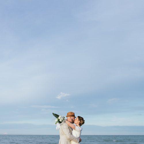 Matrimonio in spiaggia | Singita Marina di Ravenna