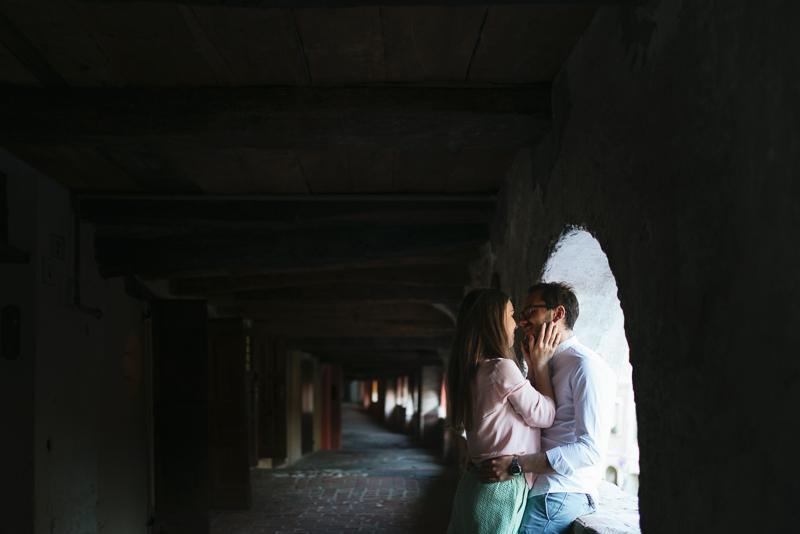 Servizio fotografico di coppia | Brisighella