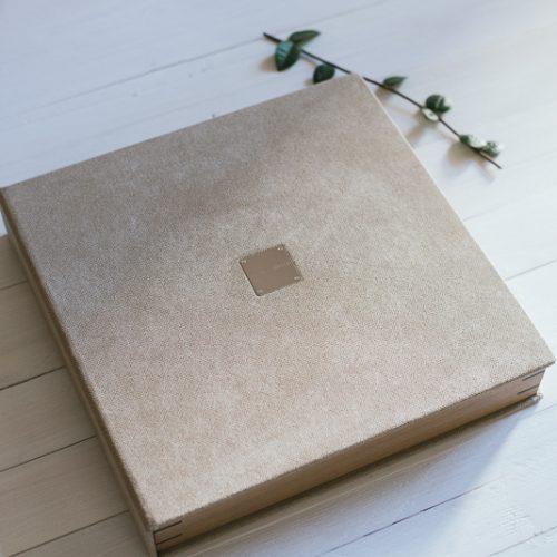 Album Paper & Wood