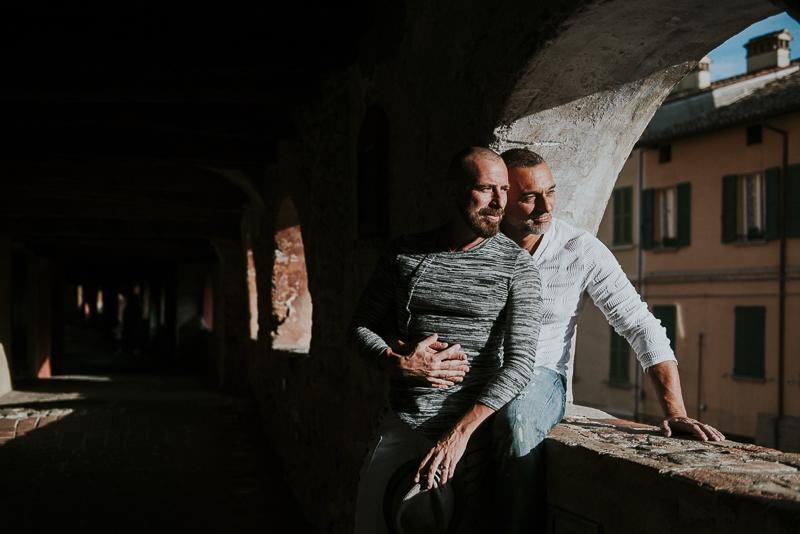 Same Sex Engagement Photographer   Brisighella, Ravenna