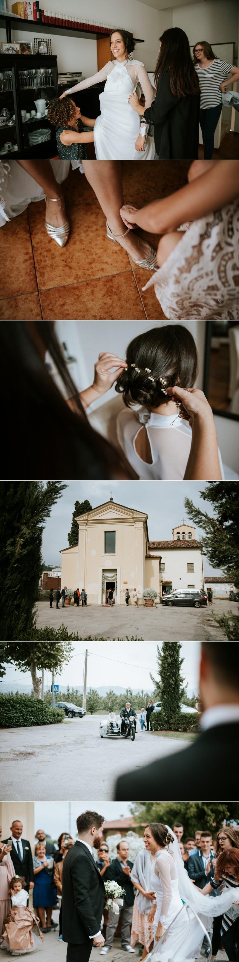 Bologna Ravenna Destination Wedding Photographer 2