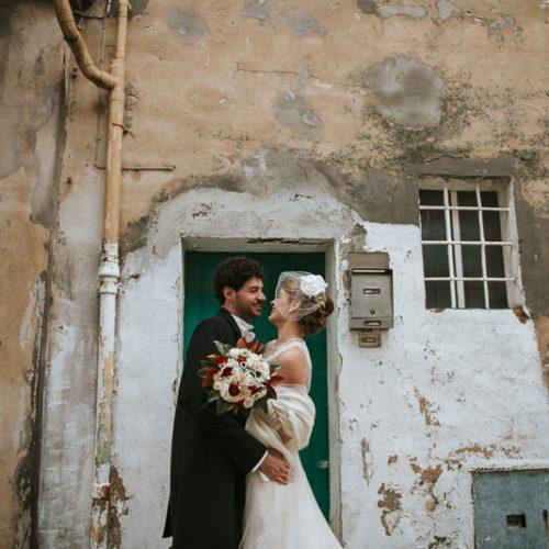 Fotografo Matrimonio Invernale a Villa Malatesta | Rimini