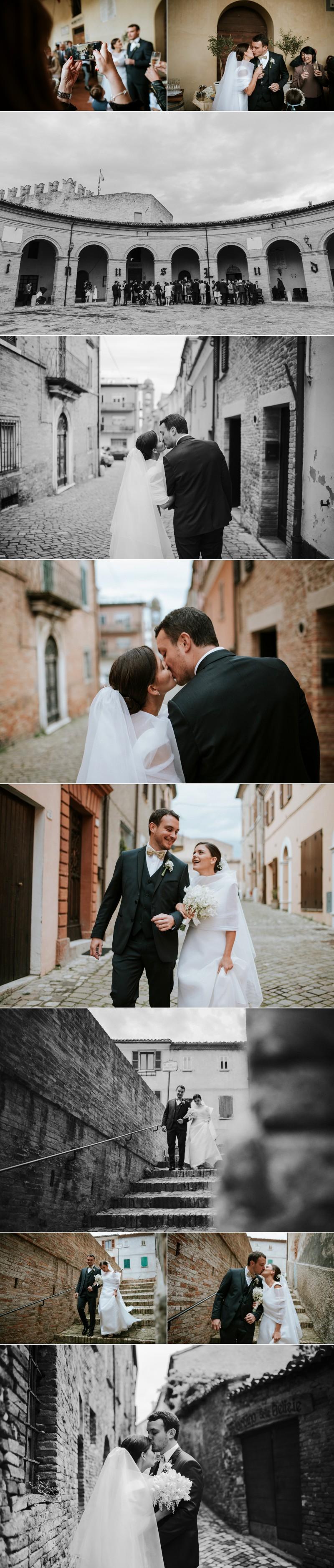 FOtografo Matrimonio Elegante a Palazzo Viviani Montegridolfo Rimini 8