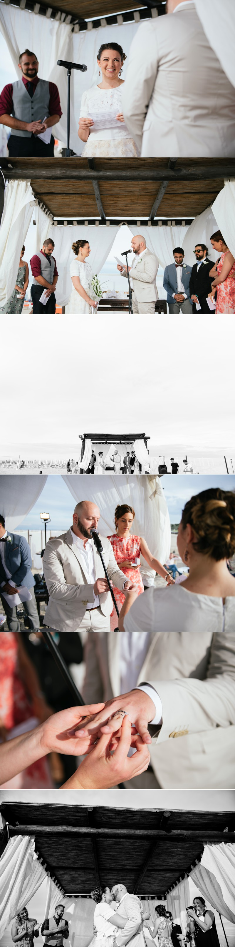 Fotografo matrimonio spiaggia singita marina di ravenna 4
