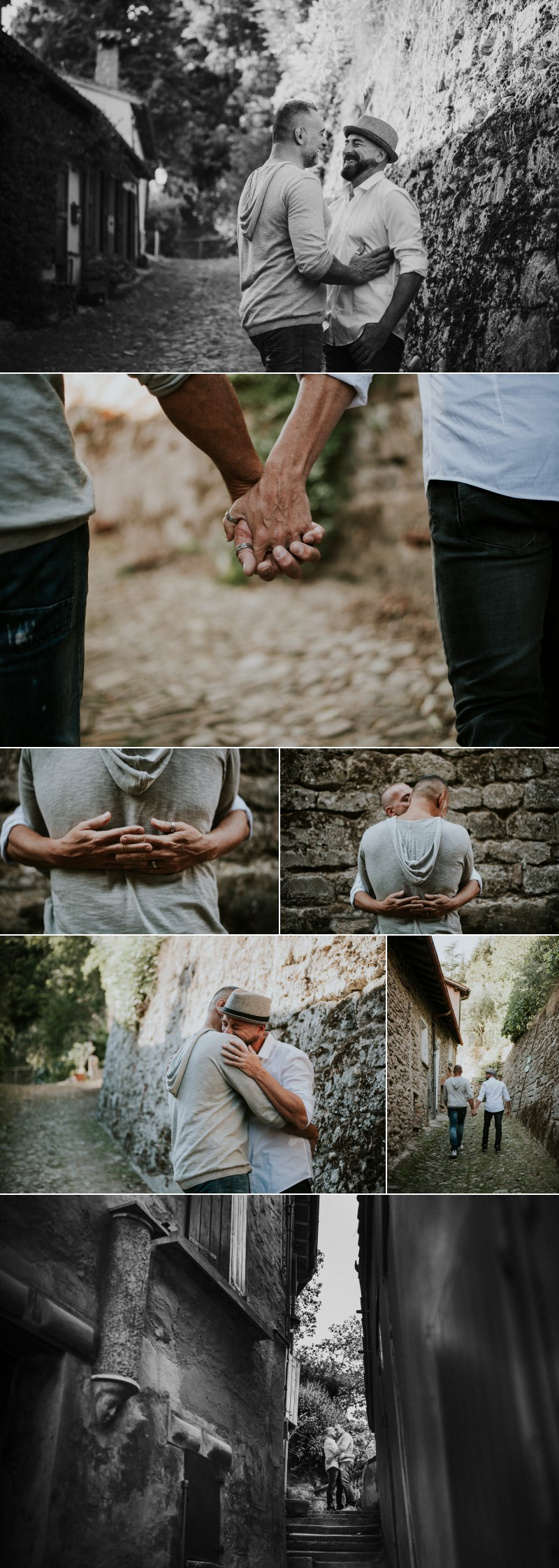 Same sex engagement photographer 10