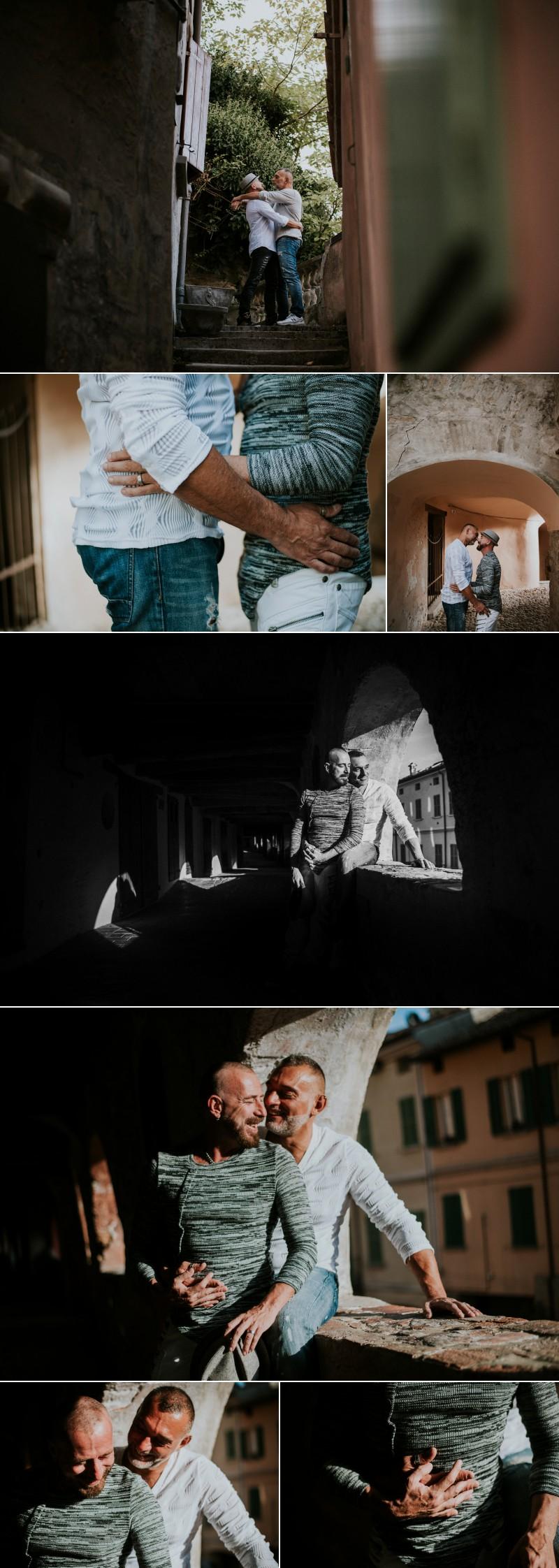 Same sex engagement photographer 30